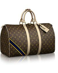 Louis Vuitton Keepall 45 Mon Monogram - Lyst