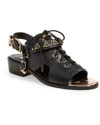 Ivy Kirzhner - 'san Jose' Embellished Sandal - Lyst