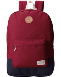 Quiksilver Tracker Backpack - Lyst