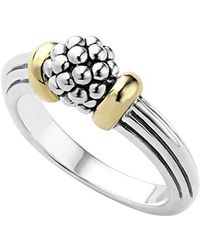 Lagos | 'caviar Forever' Small Dome Ring | Lyst