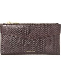 Pied A Terre Large Envelope Purse - Lyst