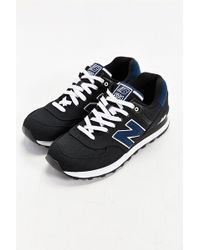 New Balance 574 Pique Polo Collection Running Sneaker - Lyst