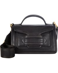 Pierre Hardy Flap-Front Shoulder Bag - Lyst