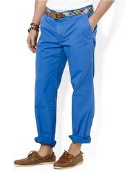 Polo Ralph Lauren Classicfit Lightweight Chino Pant - Lyst