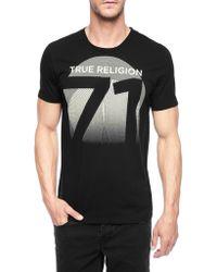 True Religion Moray Mens T-shirt - Lyst