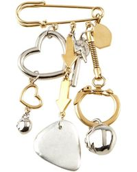 Marc By Marc Jacobs - Multi-Charm Pin - Lyst