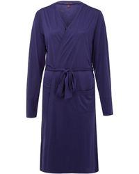 Princesse Tam-Tam - Blue Latte Belted Robe - Lyst
