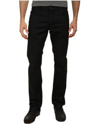 John Varvatos Slim Fit Jean W Pick Stitch Detail Horn Shank Button and Skull Rivet J244q4 - Lyst