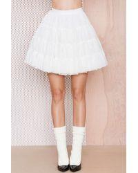 Nasty Gal Mac X Stunner Tutu Skirt - Lyst