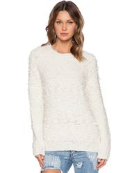 Jenni Kayne Loop Sweater - Lyst