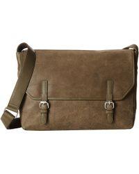 Lodis Accessories Trevor Ben Messenger Bag - Lyst
