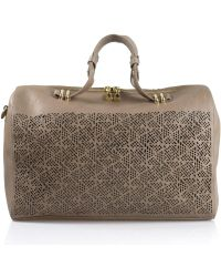 Artessorio Clarissa Leather Duffle Bag - Lyst