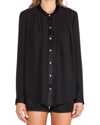 Elizabeth And James Lynde Blouse - Lyst