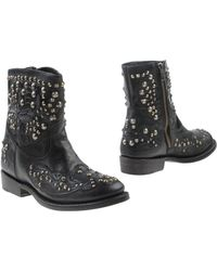 Ash Ankle Boots - Lyst
