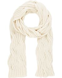 Barneys New York | Cable-knit Scarf | Lyst