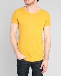 Homecore T-Shirt Aero Linen Sunny - Lyst