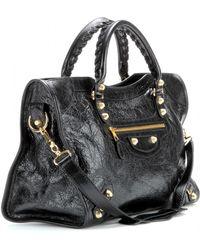 Balenciaga Giant 12 City Leather Tote - Lyst