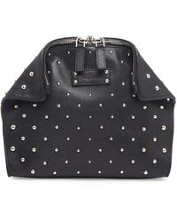 Alexander McQueen Demanta Studded Cosmetic Case - Lyst