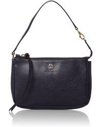 Coccinelle Blue Small Shoulder Bag - Lyst