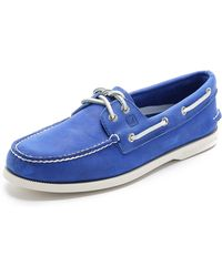 Sperry Top-sider A/O 2-Eye Echo Boat Shoes - Lyst