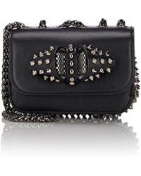 Christian Louboutin   Sweety Charity Mini Chain Bag   Lyst
