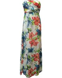 James Lakeland Floral Print Maxi Dress - Lyst