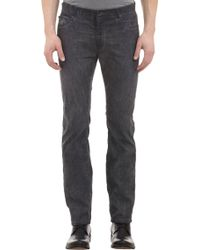 John Varvatos Watercolordyed Jeans - Lyst