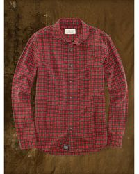 Denim & Supply Ralph Lauren Plaid Sport Shirt - Lyst