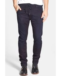 Diesel Men'S 'Krooley Jogg' Slim Tapered Fit Jeans - Lyst