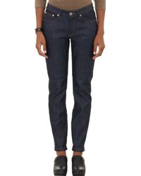A.P.C. B Five-pocket Jeans - Lyst