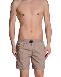 Obvious Basic - Swimming Trunk - Lyst