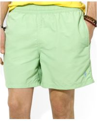 Ralph Lauren Polo Hawaiian Swim Boxers - Lyst