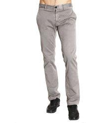 Stone Island Gray Trouser Man - Lyst
