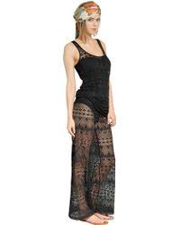 Ralph Lauren Blue Label | Crochet Lace Cover Up Dress | Lyst