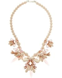 EK Thongprasert | Light Pink Silicone Necklace | Lyst