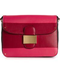 Valentino Rivet Shoulder Bag - Lyst