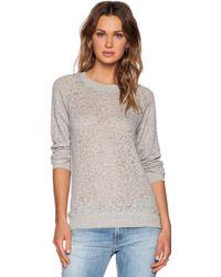 IRO Gratful Sweatshirt - Lyst