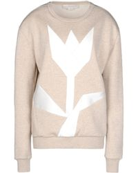 Stella McCartney Tulip Print Jumper - Lyst