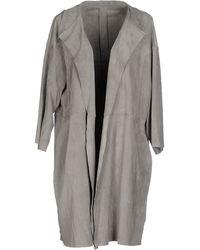 B-Used - Full-length Jacket - Lyst