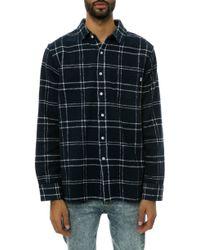 Obey The Colden Ls Buttondown Shirt - Lyst