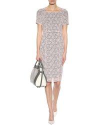 Nina Ricci Lace Dress - Lyst
