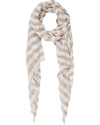 Barneys New York Manali Scarf - Lyst
