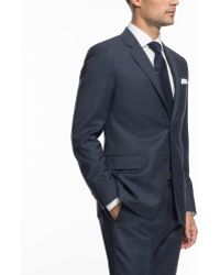 Todd Snyder | The Mayfair Suit In Blue Check | Lyst