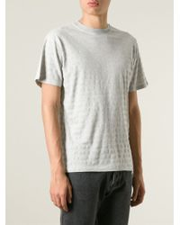 A Kind Of Guise - 'Teris' Textured T-Shirt - Lyst
