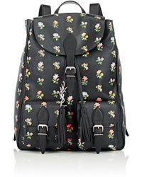 Saint Laurent - Festival Backpack - Lyst