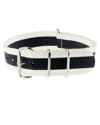 J.Crew - Striped Watch Strap - Lyst