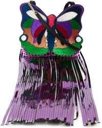Manish Arora - Butterfly Shaped Crossbody Bag - Lyst