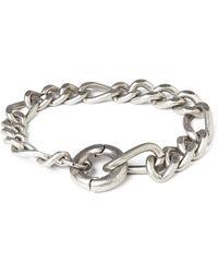 Cheap Monday - Hockney Bracelet - Silver - Lyst