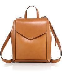 Loeffler Randall - Mini Leather Backpack - Lyst
