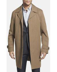 Michael Kors Men'S All-Weather Raincoat - Lyst